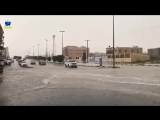 In Summer!!! Flash Floods in Saudi Arabia ¦ July,20, 2018