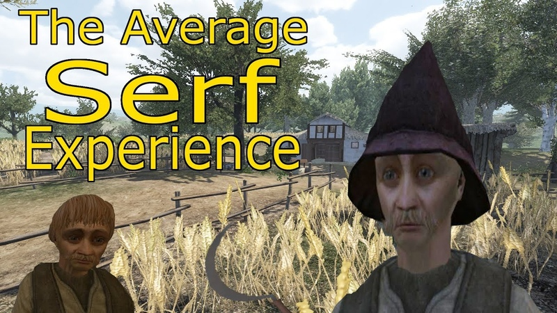 The Average Mount and Blade Serf Experience