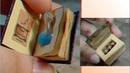 Поделки из старых книг. Удивительные творения мастеров и красивая музыка William Rosati