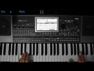 KorgStyle & MM -Блеск Любимых Глаз (Korg Pa 900) DemoVersion.mp4
