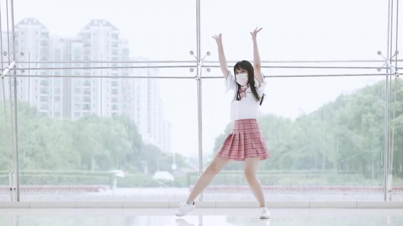 【しずか_肉包】내꺼야_⁄NEKKOYA(PICK ME) DANCE COVER◇PRODUCE48