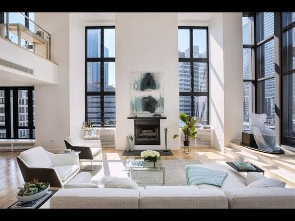 A True Entertainer's Loft in Tribeca, New York, New York | Sotheby's International Realty