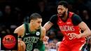 Boston Celtics vs New Orleans Pelicans Full Game Highlights 12.10.2018, NBA Season