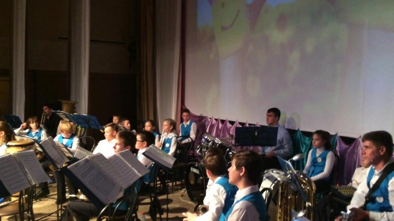 П.Дезмонд Take Five - Анастасия и Елена Михальцовы (солистки Детского духового оркестра Akadem Brass)