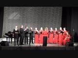 Выступление Вокально-хорового ансамбля