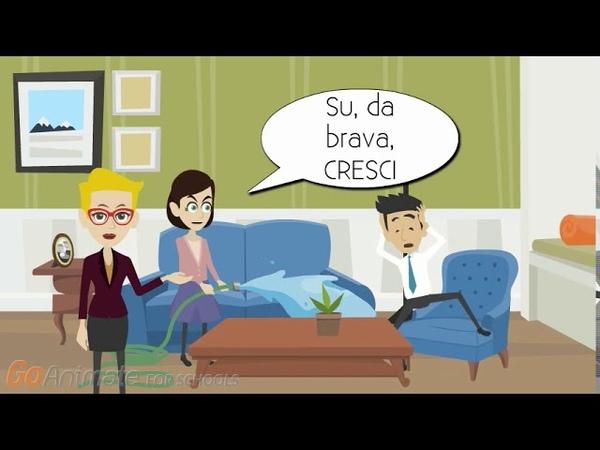 I modi finiti dei verbi