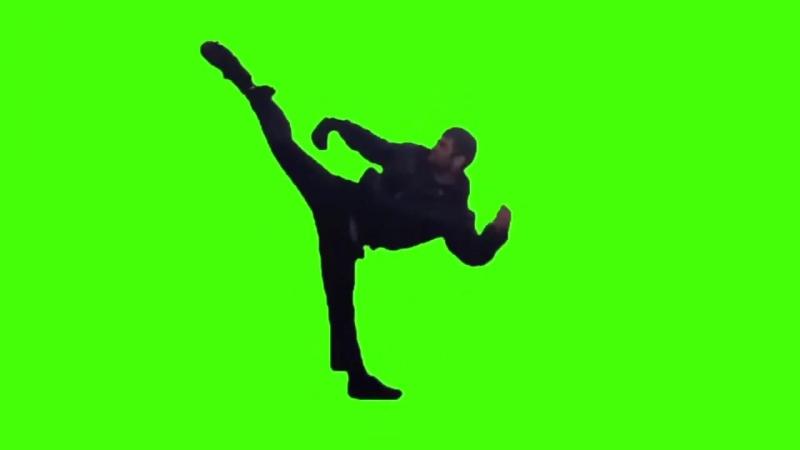 Кама пуля для монтажа (Green Screen) Хромакей