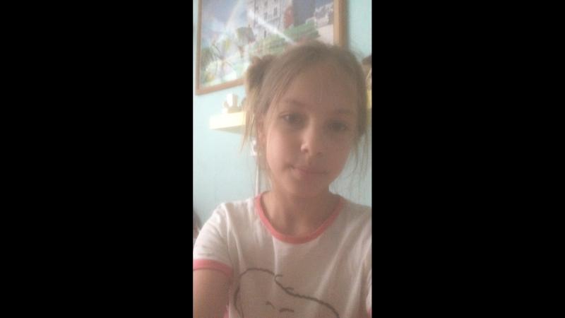 Настя Водолазская — Live