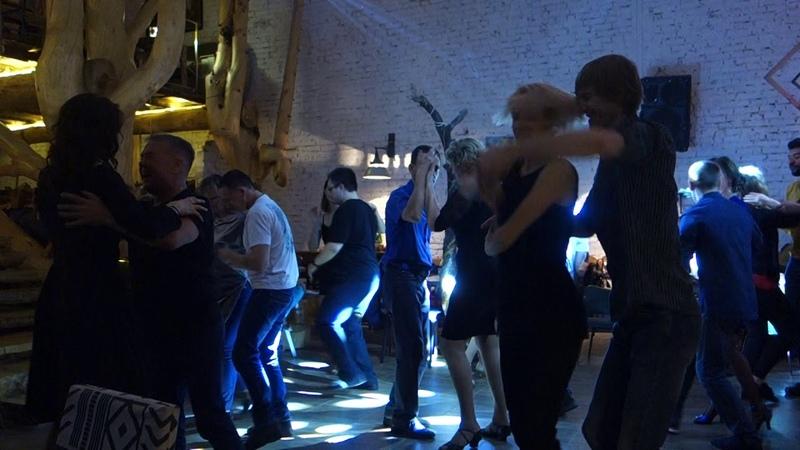 День Рождения школы танцев Арена-S в Лофт Чаще 14.04.2019-танцы