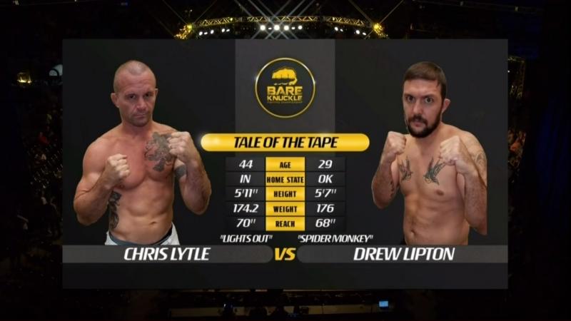 Bare Knuckle Fighting Championship 2: Chris Lytle vs. Drew Lipton