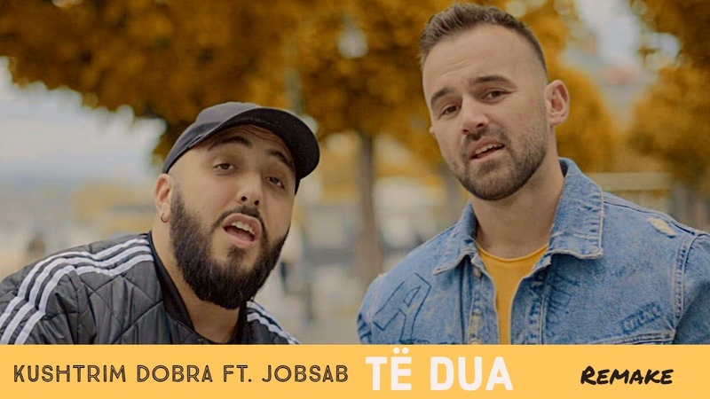 Kushtrim Dobra Feat Jobsab Te Dua Je t'aime 🇦🇱 Albanian French 🇫🇷