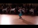 Rosas y Gisela Zealand Tango
