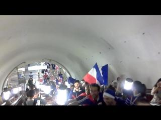 Франция перед решающим матчем (переход на октябрьскую)