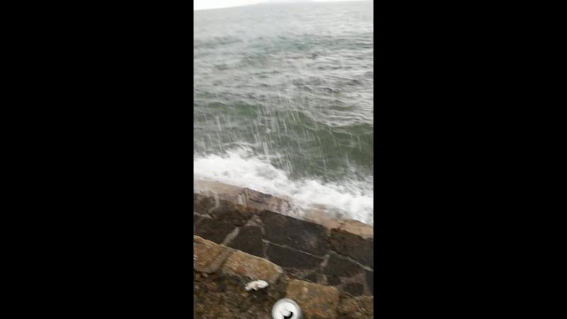 прилив в Дублине