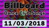 Billboard Top 50 Dance Club Songs (November 3, 2018)