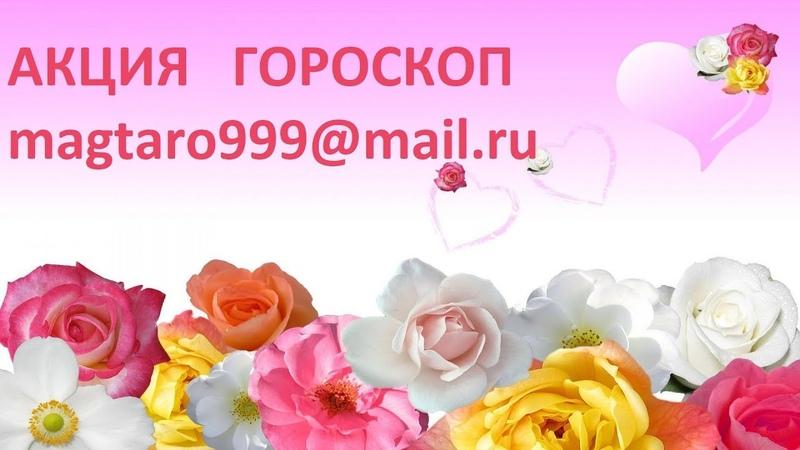 Акция на большой гороскоп с 8 сентября с 12ч.Москвы