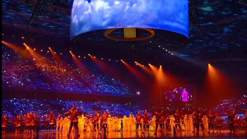 Opening of 2011 Asian Winter Games (7/14) Церемония открытия Зимних Азиатских игр 2011 г. (7/14)