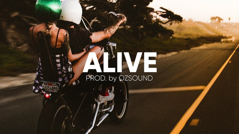 Bouncing Fast Guitar Trap Beat | Catchy Inspiring Type Beat | OZSOUND – Alive