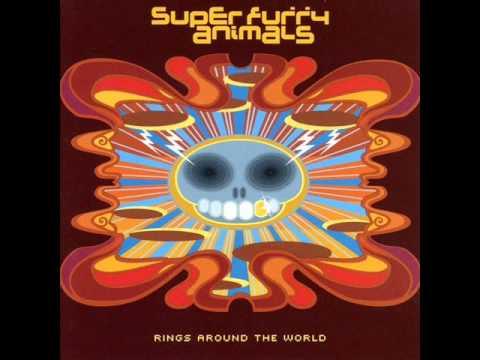 Super Furry Animals - [A] Touch Sensitive