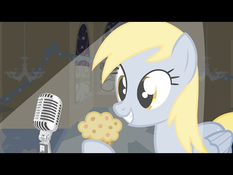 Derpy Hooves - Never gonna give you up [PMV animation]
