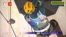 2016 UIAA Ice Climbing World Cup Europea Championship Rabenstein Italy