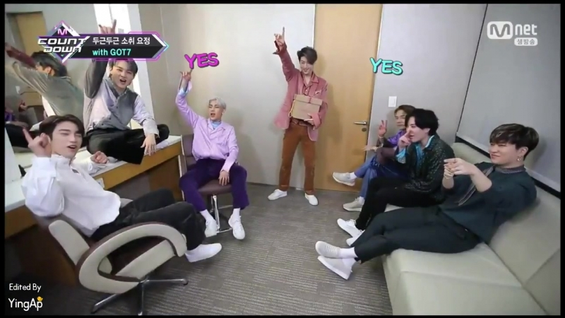 OTHER 180920 GOT7 @ Mnet M Countdown