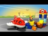 Аэропорт 10590 LEGO DUPLO Town