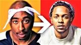 The Evolution Of Gangster Rap [1985 - 2018]