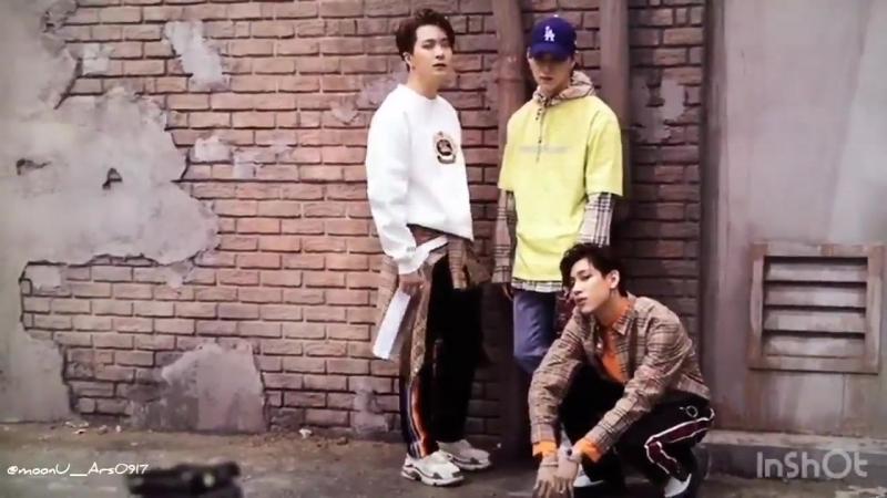 [DVD] 180619 PHOTOSET UNIT Ёнджэ, Джейби и БэмБэма