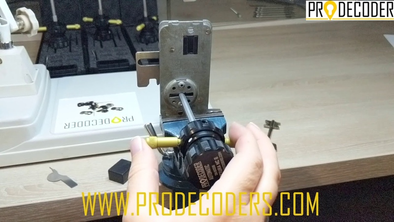 Prodecoder Automatic Mottura Nucleo Compact Video Instructions