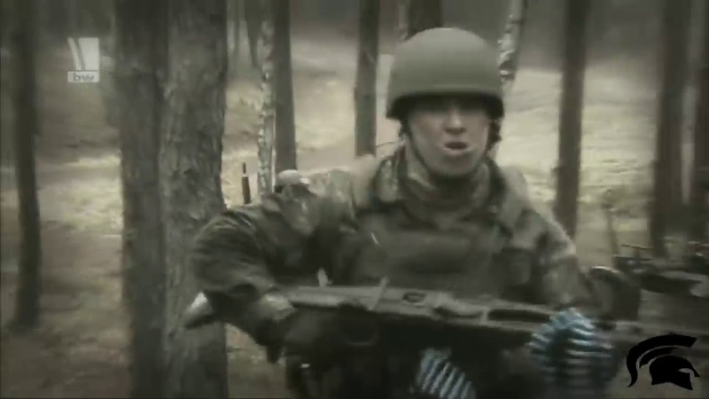 Fallschirmjäger ✠ Grün ist unser Fallschirm Remix Bundeswehr
