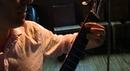 Carícies, Homenatge a F. Mompou guitar piece Miquel Roger, composer, David Sanz, guitar,