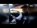 У Полтаві поліцейський врятував від смерті травмованого лебедя
