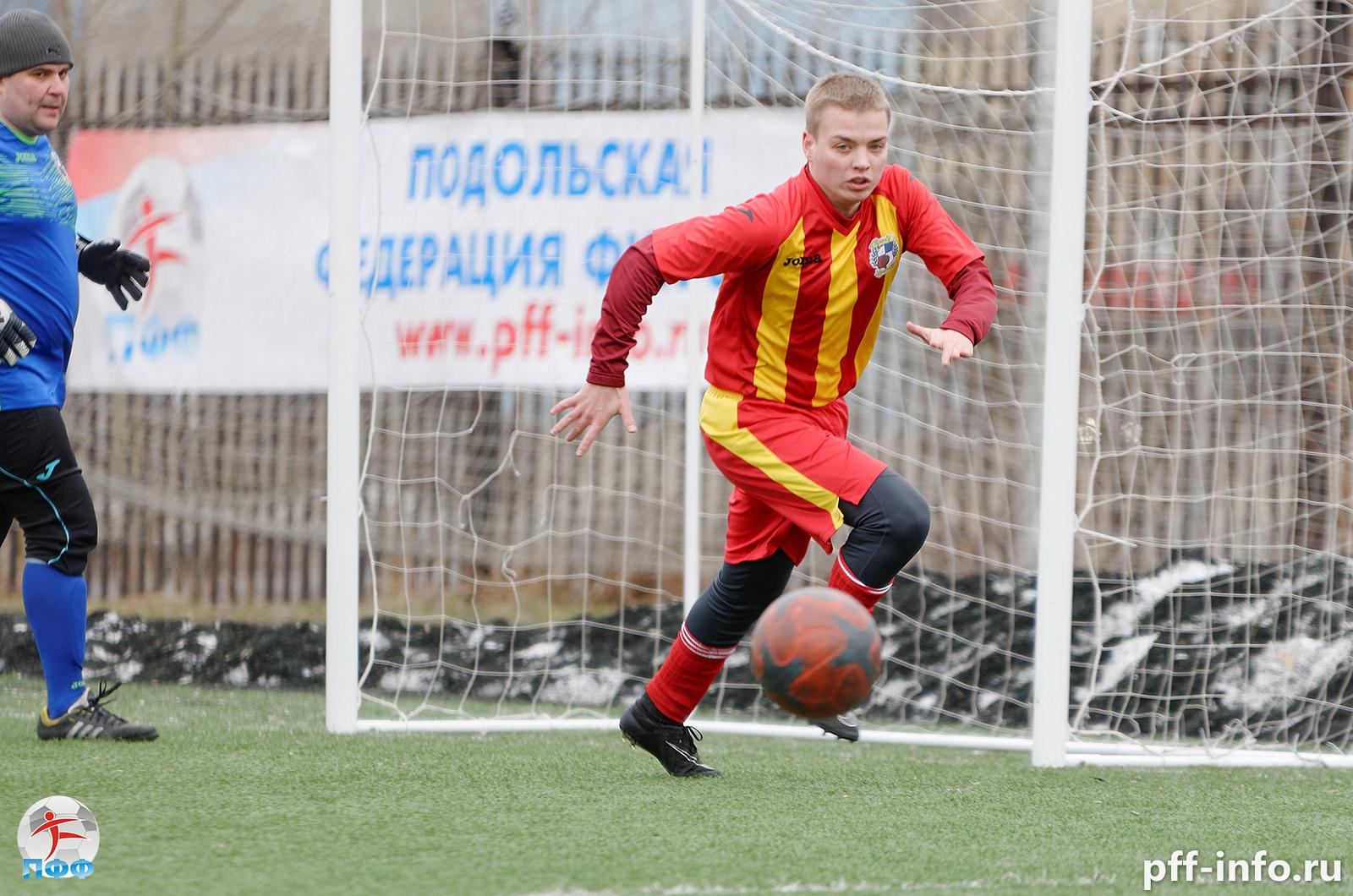 Премьер-лига ТДК. 1 тур. Матч тура
