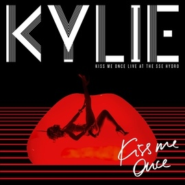 Kylie Minogue альбом Kiss Me Once Live At The SSE Hydro