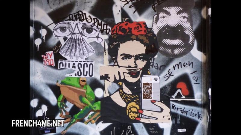 L'art est aussi dans la rue The World's Best Street Art Part 5