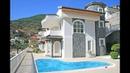 199 000 Euro Meerblick Villa zu Verkaufen in Alanya Tepe
