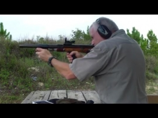 Stinky Ugg Homemade Slam Fire Shotgun Debut!