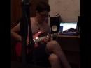 Grover Jackson SL.D-115 improvisation
