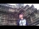 Камбоджа 2018 Ангкор Ват Часть 3