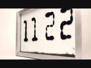 Хотели бы себе такие часы? ⏰