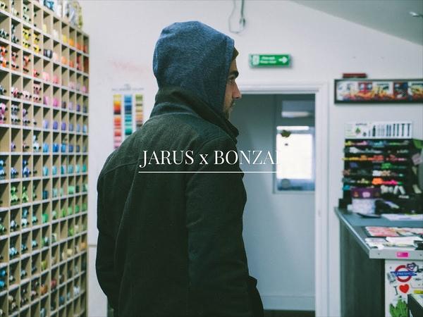 Spraying Bricks - JARUS X BONZAI