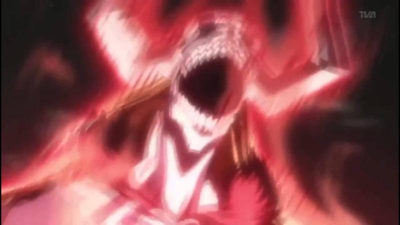 Bleach-Vasto Lorde Ichigo Roar (japanese)