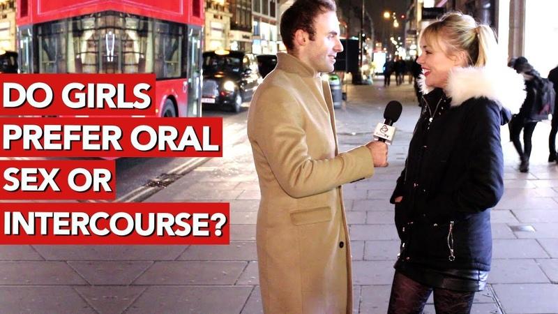 Do girls prefer oral sex or intercourse
