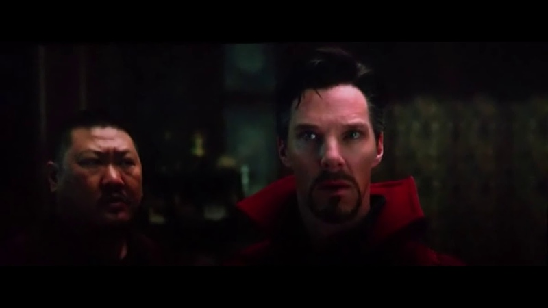 Доктор, вы сами трясете вашу прядь?) Мстители: Война Бесконечности