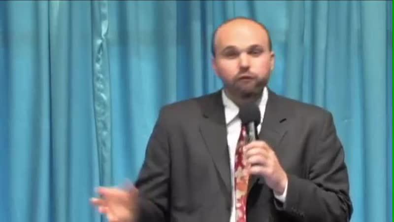 8 Музыка и телодвижения Проповедь Виталия Олийника 04 20 2013