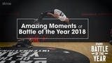 AMAZING MOMENTS AT BATTLE OF THE YEAR 2018 by Stance
