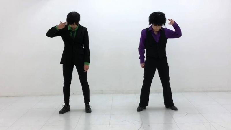【せのぶ】マフィア年中松でスーサイドパレヱド【コスプレで踊ってみた】 sm33471170