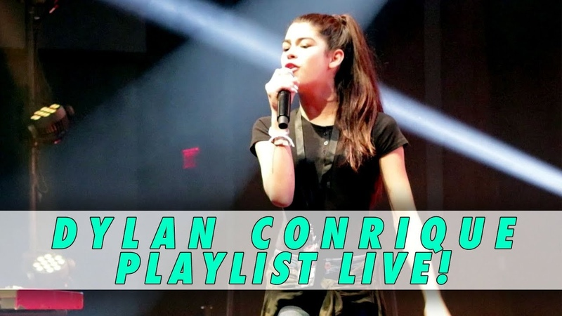 Dylan Conrique - Full Set from Playlist Live!