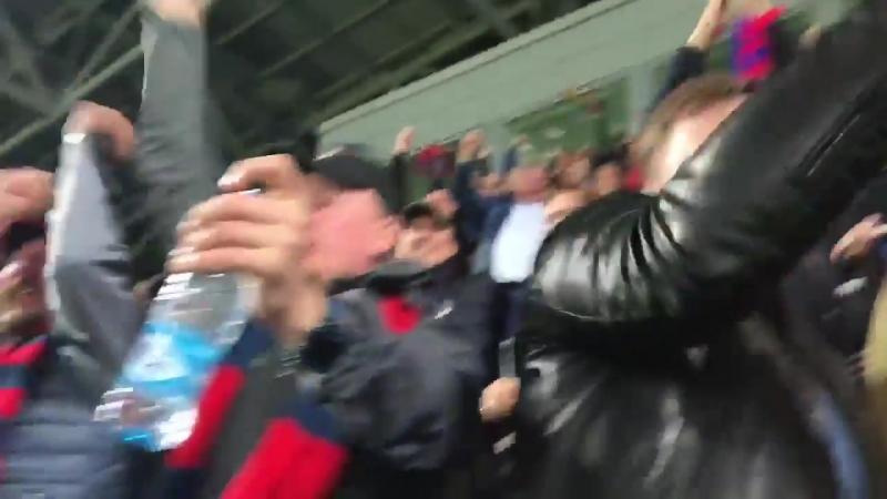 ⚽️ГОЛ ЦСКА сравнивает счет в матче! 🔥🔥🔥